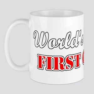 World's Greatest First Cousin Mug