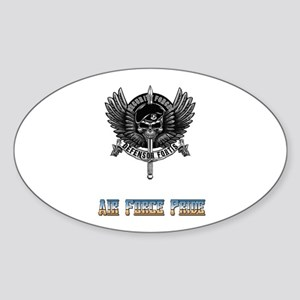 Defensor Fortis Security Forces Air Force Sticker