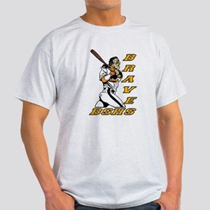 swing for the fences Light T-Shirt