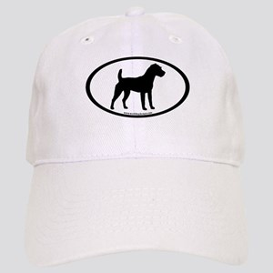 Jack Russell Oval Cap