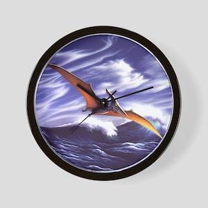 Pteranodon 2 Wall Clock