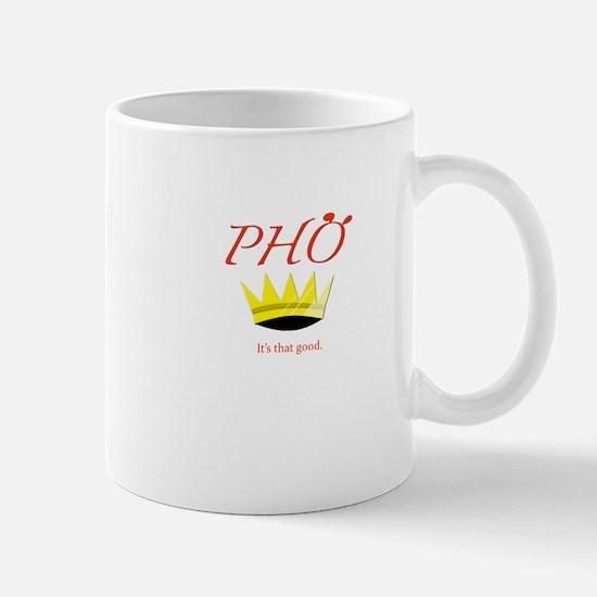 Cute Pho king Mug