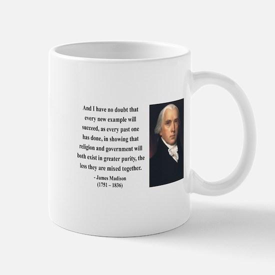 James Madison 7 Mug
