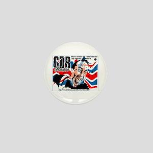 Robert Hines CDR Radio Mini Button