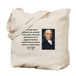James Madison 10 Tote Bag