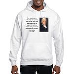 James Madison 10 Hooded Sweatshirt