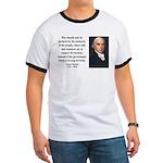 James Madison 10 Ringer T