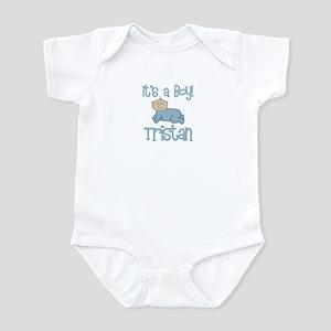 Tristan - It's a Boy  Infant Bodysuit