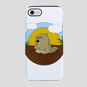 Groundhog day iPhone 8/7 Tough Case