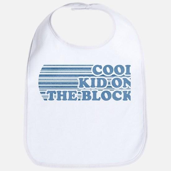 Cool Kid on the Block Boy Bib
