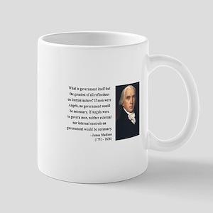 James Madison 13 Mug