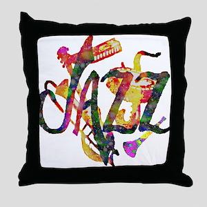 JAZZ -  Throw Pillow