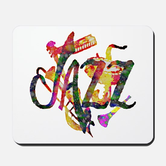 JAZZ -  Mousepad