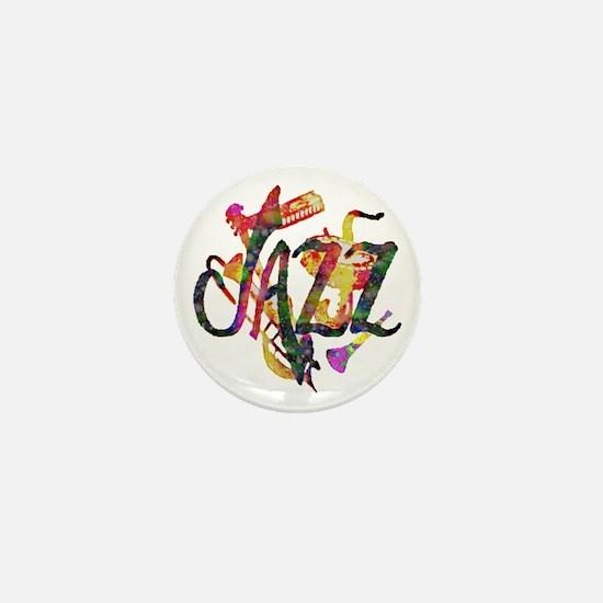 JAZZ - Mini Button