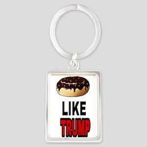 Do not Like Trump Keychains