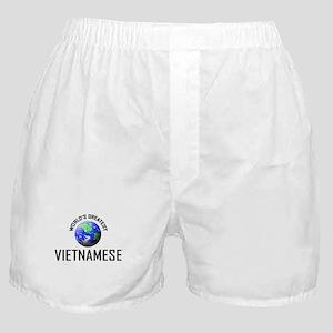World's Greatest VIETNAMESE Boxer Shorts