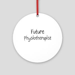 Future Physiotherapist Ornament (Round)