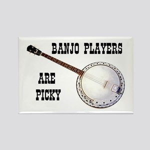 BANJO Rectangle Magnet