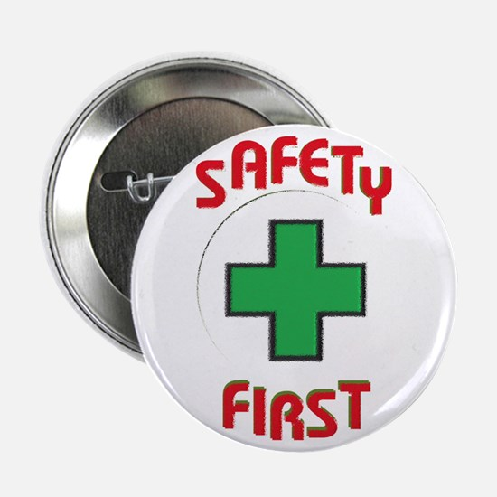 Safety First Cross Button