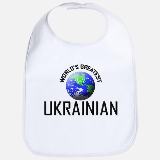 World's Greatest UKRAINIAN Bib