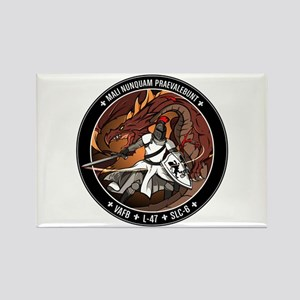 NROL-47 Program Logo Rectangle Magnet