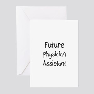 Future Physician Assistant Greeting Cards (Pk of 1