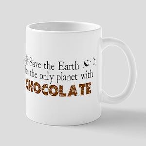 Chocolate Earth Mug
