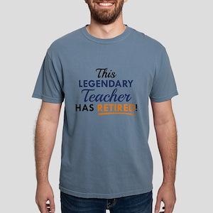 Legendary Retired Teacher T-Shirt