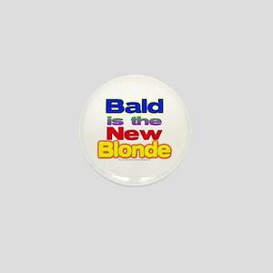 Bald is... Mini Button