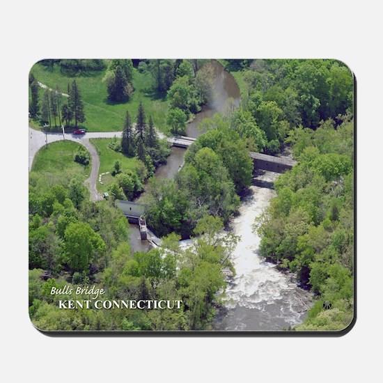 Bulls Bridge - Aerial Mousepad
