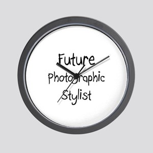 Future Photographic Stylist Wall Clock