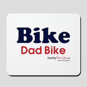 Bike Dad Bike Mousepad