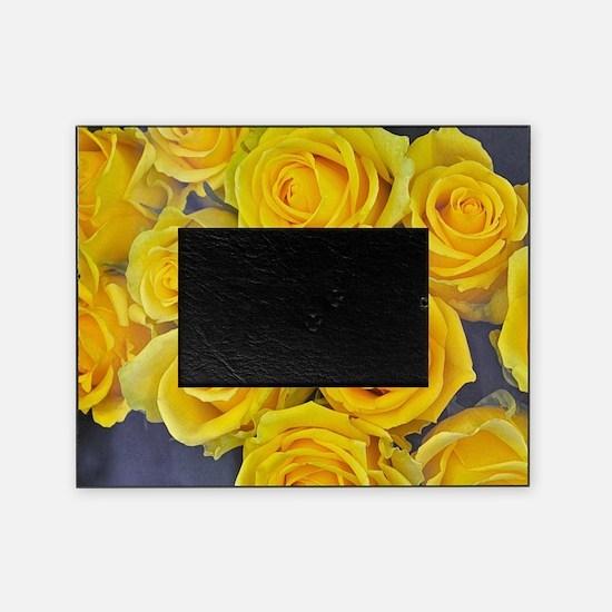 Unique Floral botanical Picture Frame