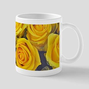 Beautiful yellow roses Mugs