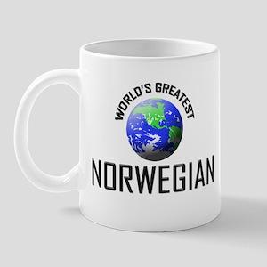 World's Greatest NORWEGIAN Mug