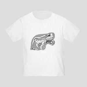 Roller Skate Toddler T-Shirt