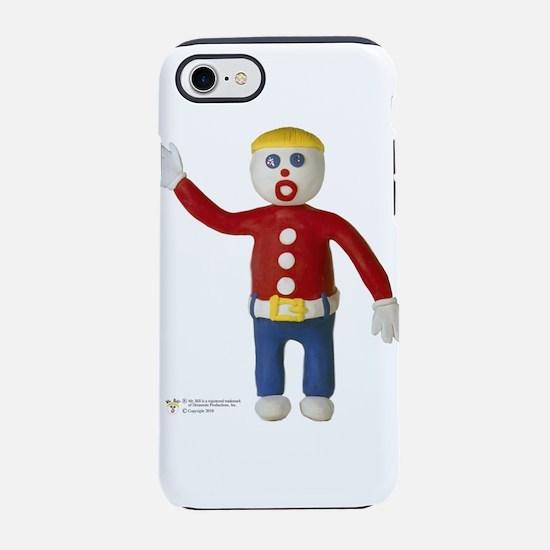 Mr. Bill Full Oh No iPhone 8/7 Tough Case