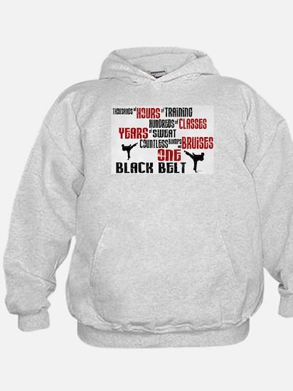 ONE Black Belt 2 Hoodie