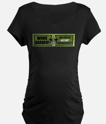 Work Harder... Millions On We T-Shirt