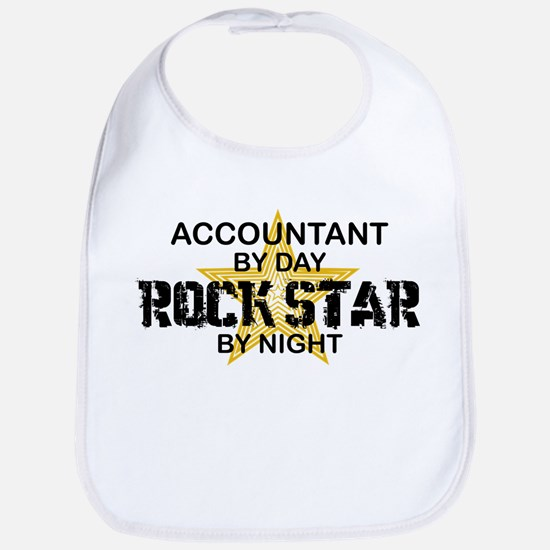 Accountant RockStar Bib