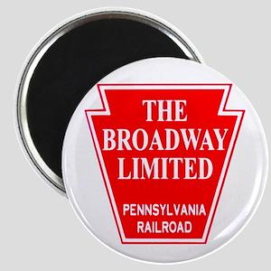 PRR Drumhead Logo Magnet