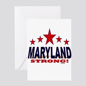 Maryland Strong! Greeting Card