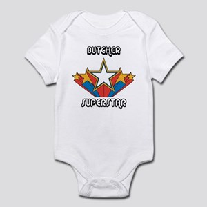 I Love My BUTCHER Infant Bodysuit
