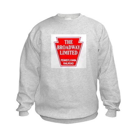 PRR Drumhead Logo Kids Sweatshirt