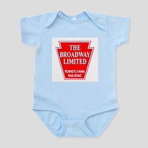 PRR Drumhead Logo Infant Bodysuit