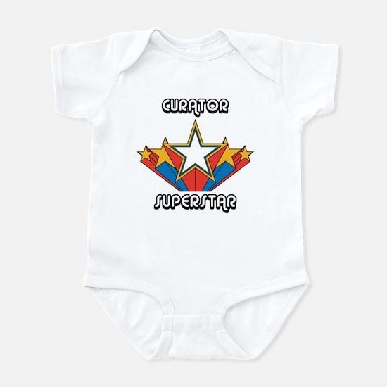I Love My CURATOR Infant Bodysuit
