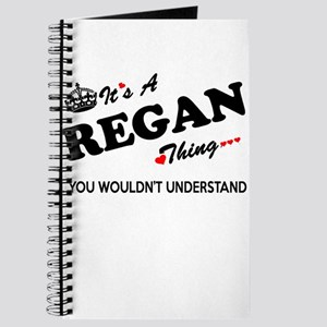 REGAN thing, you wouldn't understand Journal