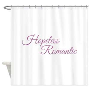 Lips Hot Romance Kiss Shower Curtains
