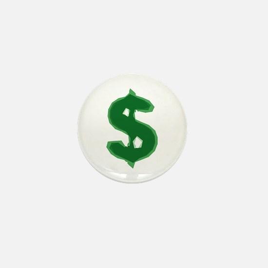 Unique Rand Mini Button