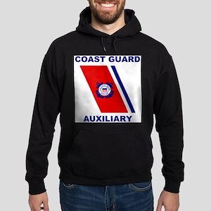 USCG Auxiliary Stripe<BR> 2 Sweatshirt